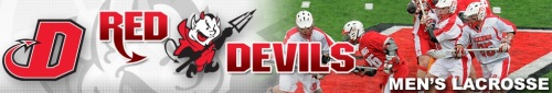 Dickinson College Men's Lacrosse banner