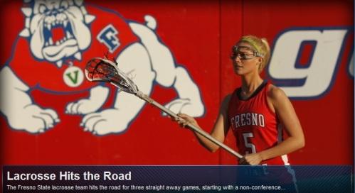 Fresno State Women's Lacrosse road trip