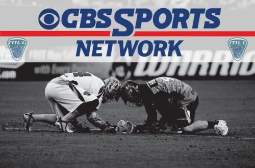 Major League Lacrosse and CBS Sports Network Television Schedule