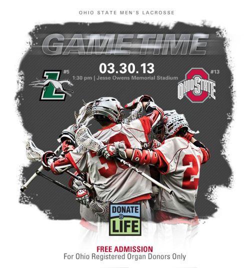 Ohio State Men's Lacrosse vs Loyola