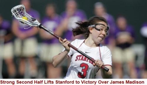 Stanford Women's Lacrosse