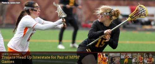 USC Women's Lacrosse MPSF (2) Photo by James Kerr
