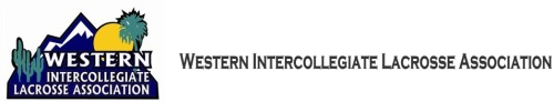 Western Intercollegiate Lacrosse Association logo