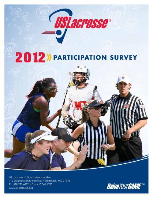 2012 US Lacrosse Participation Survey-page-001