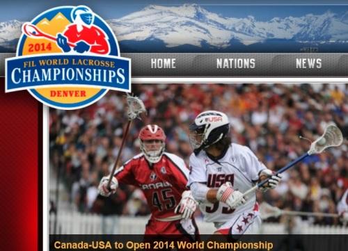 2014 FIL World Lacrosse Championships