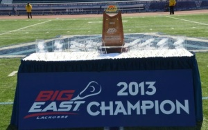 Big East Men's Lacrosse Championship Trophy