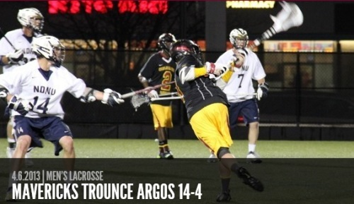 Colorado Mesa Men's Lacrosse vs Notre Dame de Namur