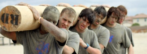 DeMatha High School Boys Lacrosse Team Navy SEAL Training