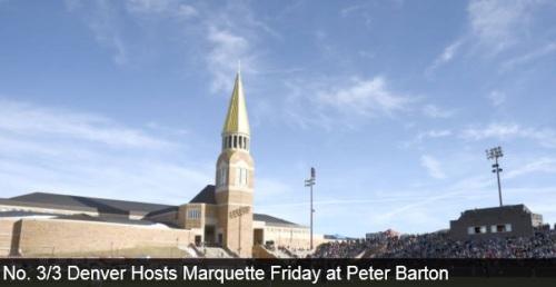 Denver vs Marquette Lacrosse
