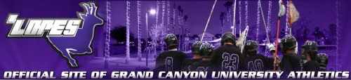 Grand Canyon Men's Lacrosse banner