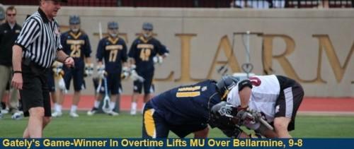 Marquette Men's Lacrosse vs Bellarmine