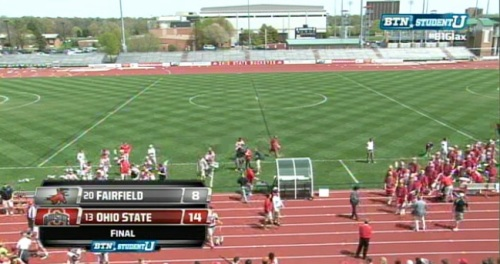Ohio State Men's Lacrosse vs Fairfield