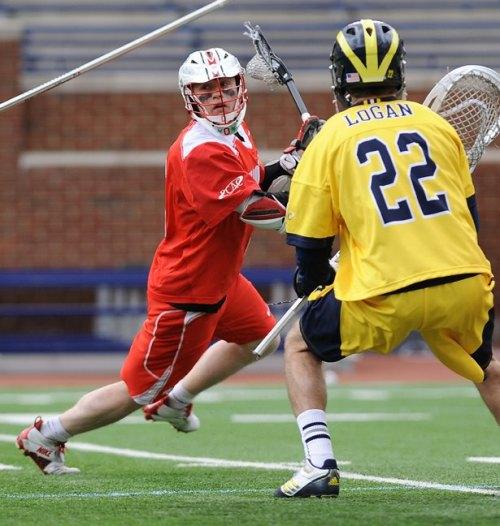 Ohio State Men's Lacrosse vs Michigan I