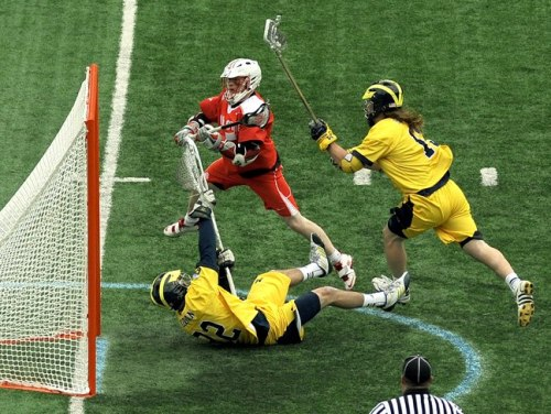 Ohio State Men's Lacrosse vs Michigan II