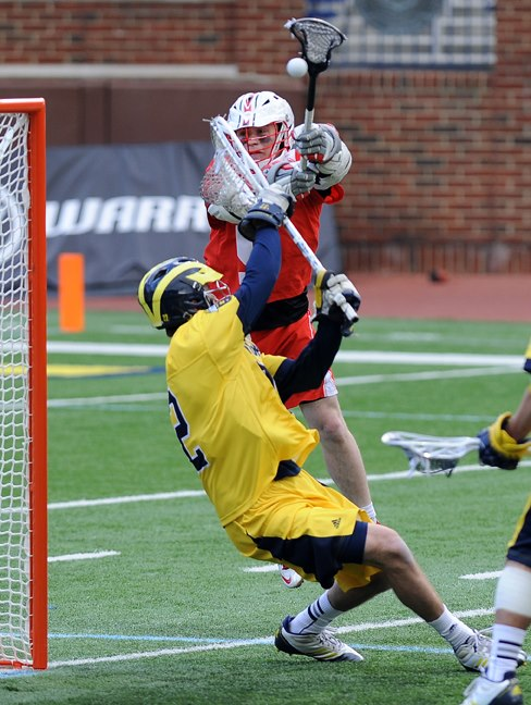 Ohio State Men's Lacrosse vs Michigan III