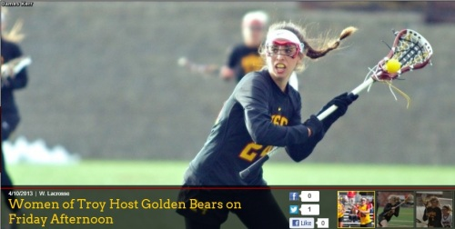 USC Women's Lacrosse vs Cal