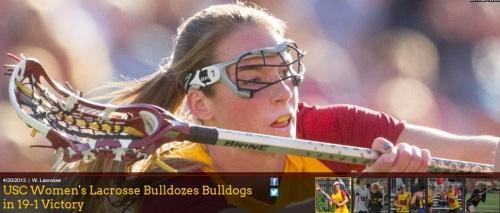 USC Women's Lacrosse vs Fresno State