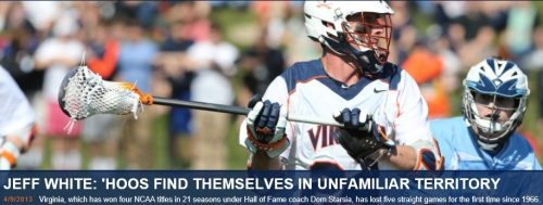 Virginia Men's Lacrosse