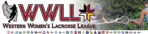 Western Women's Lacrosse League WWLL Banner