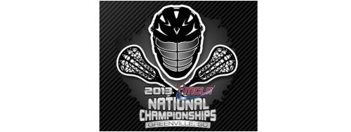 2013 MCLA Men's Lacrosse National Championship logo