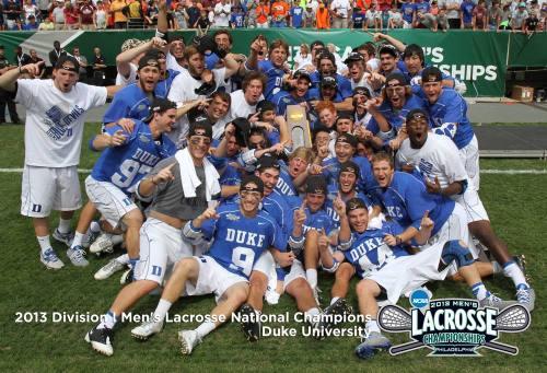2013 NCAA Men;s Lacrosse Championship Duke vs Syracuse Pictures 8
