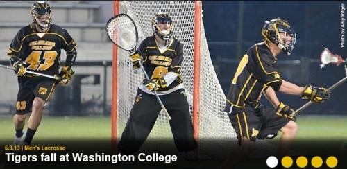 Colorado College Mens' Lacrosse vs Washington College