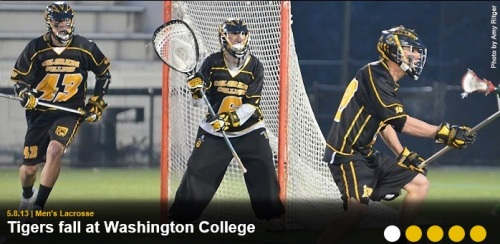 Colorado College Mens' Lacrosse vs Washington College
