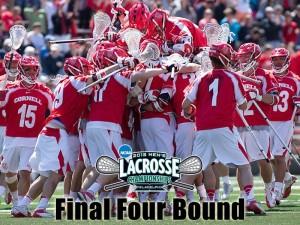 Cornell Men's Lacrosse 16-6 Win over Ohio State 2013 NCAA Lacrosse Championships