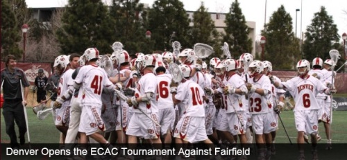 Denver Men's Lacrosse vs Fairfield
