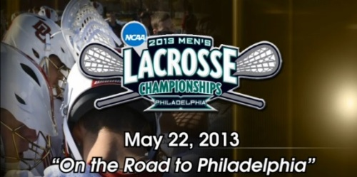 Denver Men's Lacrosse vs Syracuse 2013 NCAA Men's Lacrosse Championships Semifinals
