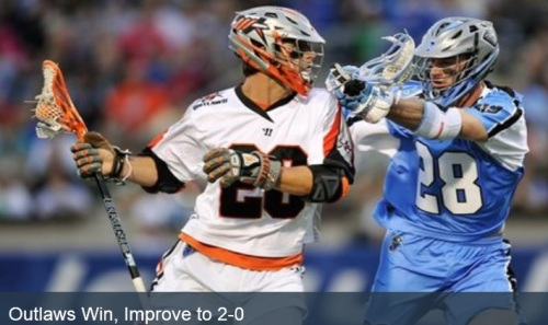 Denver Outlaws vs Ohio Machine may 4