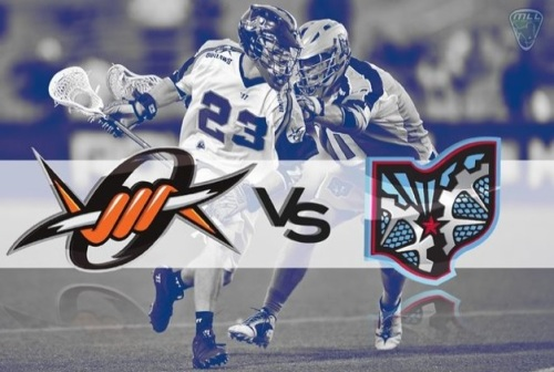 Denver Outlaws vs Ohio Machine