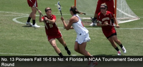 Denver Women's Lacrosse vs Florida 2013 NCAA Championships