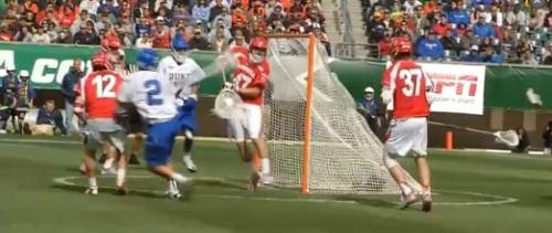 Duke Men's Lacrosse vs Cornell 2013 NCAA Men's Lacrosse Championships