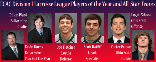 ECAC Men's Lacrosse League All-Stars