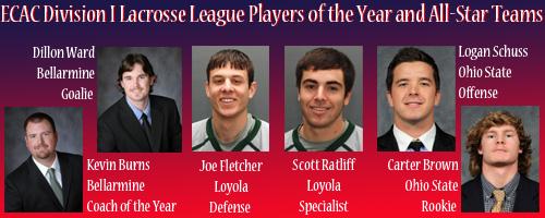 ECAC Men's Lacrosse League All-Stars