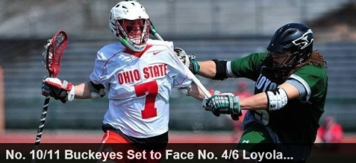 Ohio State Men's Lacrosse vs Loyola