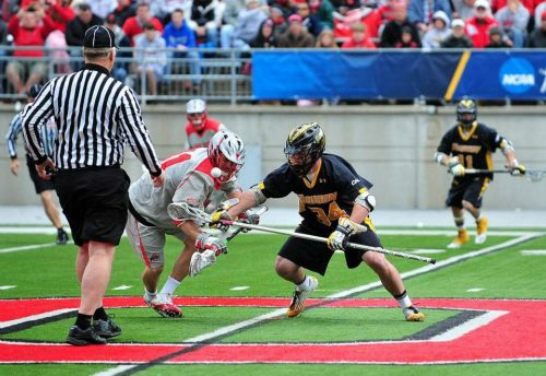 Ohio State Men's Lacrosse vs Towson 1
