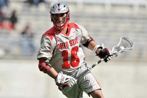 Ohio State Men's Lacrosse vs Towson 2
