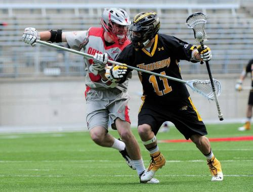 Ohio State Men's Lacrosse vs Towson 3