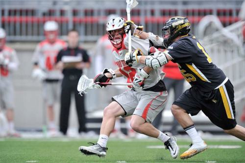 Ohio State Men's Lacrosse vs Towson 4