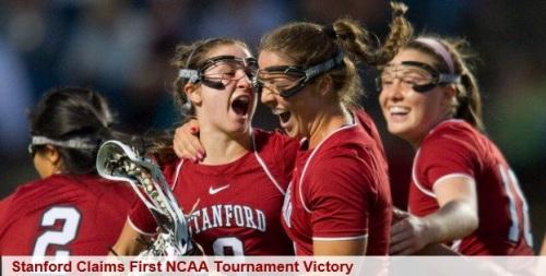 Stanford Women's Lacrosse vs Notre Dame 2013 NCAA Championships