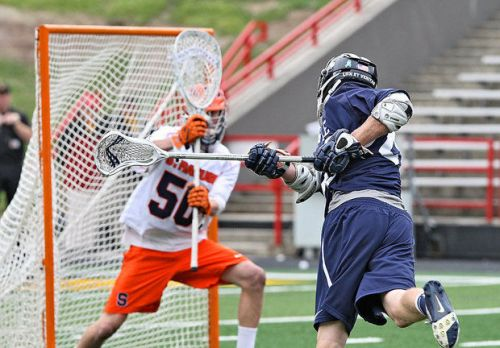 Dominic Lamolinara helped Syracuse reach the Final Four with a win over Yale on Saturday. (Dick Blume   dblume@syracuse.com