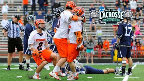 Syracuse Men's Lacrosse Head Coach John Desko vs Denver Head Coach Bill Tierney