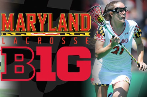 Big Ten Women's Lacrosse Maryland