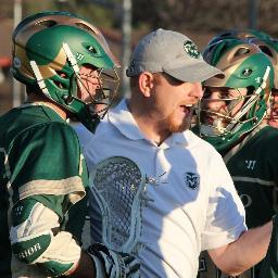 Colorado State Men's Lacrosse Head Coach Alex Smith