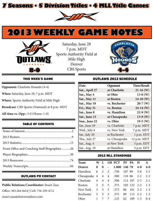 Denver Outlaws vs Charlotte Hounds-page-001