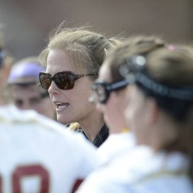 Denver Women's Lacrosse Head Coach Liza Kelly