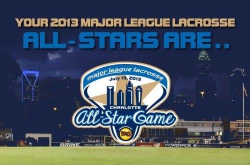 Major League Lacrosse All Stars 2013