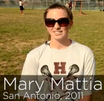 Mary Mattia Highlands Lacrosse